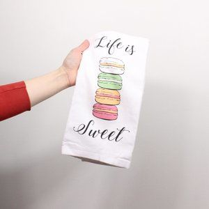 Life is Sweet Dish Towel Set